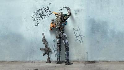 Робот по имени Чаппи - кадр из фильма