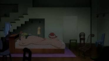 Девочка-волшебница Мадока - кадр из аниме