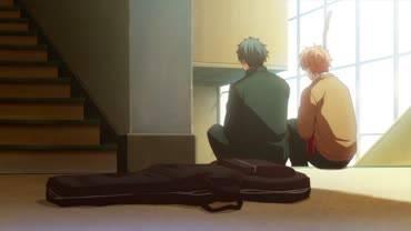Дарованный - кадр из аниме