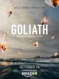 Голиаф - постер