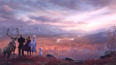 Холодное сердце 2 - кадр из мультфильма