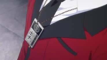 Безумный азарт - кадр из аниме