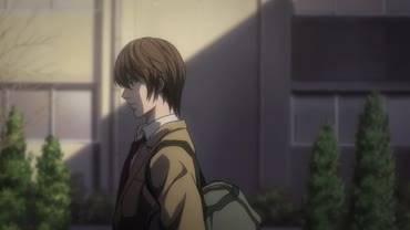Тетрадь смерти (2006) - кадр из аниме