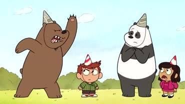 Мы обычные медведи - кадр из мультсериала