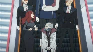 Любимый во Франксе - кадр из аниме