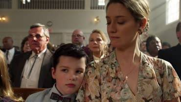 Молодой Шелдон - кадр из сериала