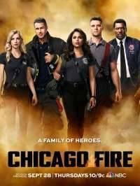 Пожарные Чикаго - постер