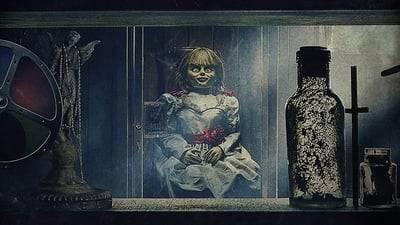 Проклятие Аннабель 3 - кадр из фильма
